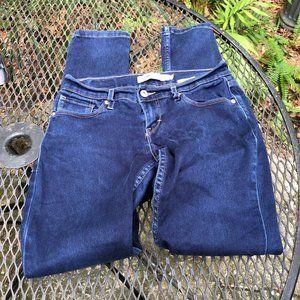 Jeans super soft skinny jeans levi 524
